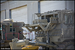 Details of IDF D9 bulldozers (Zachi Evenor) Tags: tractor cat israel engineering caterpillar armor  armored hdr bulldozer idf bulldozers d9 constructionvehicle   constructionvehicles  israeldefenseforces    d9t  9 combatengineering d9r  d9n catd9  zachievenor idfd9 idfcaterpillard9