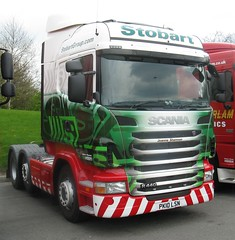 PK10LSN H5511 Eddie Stobart Scania 'Joanne Shannon' (graham19492000) Tags: eddie scania stobart eddiestobart h5511 joanneshannon pk10lsn