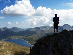 Puig de Coma D'Or 2825m (Keith Kingston) Tags: mountain lake france trek de peak keith kingston dor pyrenees coma puig