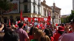 20.9.2014 #MarchaVida en Granada (HazteOir.org) Tags: espaa ho provida dav inocentes aborto sialavida noalaborto derechoavivir hazteoirorg abortocero vmarchaporlavida