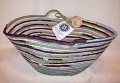 "Large Tote Basket #0445 • <a style=""font-size:0.8em;"" href=""http://www.flickr.com/photos/54958436@N05/15163775260/"" target=""_blank"">View on Flickr</a>"