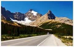 """ROAD TRIP, ICEFIELDS PARKWAY"" (NUZZ369) Tags: jasper alberta banff rockymountains columbiaicefields icefieldsparkway"