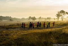 Running in the morning (Edzo Boven Photography) Tags: netherlands pentax nederland bootcamp 2014 smcpentax18135mmwr pentaxk3 highfivept