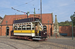 pfp33 (Nigel Valentine) Tags: from tractor museum newcastle power durham 26 sheffield north traction tram gateshead beamish east engines past gauge tramway narrow sentinel sunderland grimsby immingham
