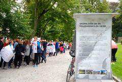 Demokrati-tog og utstilling, Solborg folkehøgskole