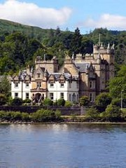 Loch Lomond Castle lg (new life 449) Tags: castle nature water lakes wallpapers lochlomond lochlomondscotland