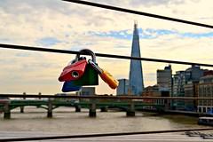Locks on the Millennium Bridge,London,UK (Photography By Haylea) Tags: uk bridge london love lock millennium locks padlock padlocks