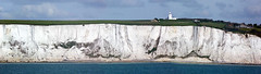 Dover panorama (Pitheadgear) Tags: england panorama landscape coast chalk seaside britain dover whitecliffsofdover veralynn