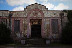 Bullock's School (History Rambler) Tags: old school bird abandoned rural decay south forgotten tweet