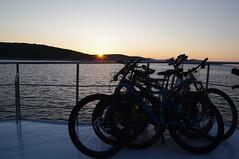 Kroatien Inselhüpfer (O!i aus F) Tags: meer wasser europa rad insel linda osm sonne radtour kroatien k7 losinj hüpfen omisalj biken inselhüpfen inselhuepfen
