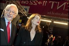Filmfestival Gent 2011 -  Isabelle Huppert