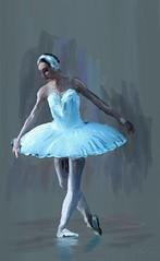 Ballet Dancer (Pat McDonald) Tags: ballet balletdancer jackdevant