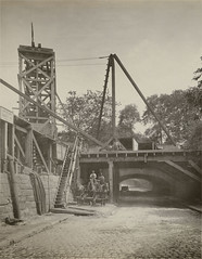 City Water Tunnel No. 1 Construction Site, Central Park (NYC Water) Tags: centralpark manhattan boardofwatersupply newyorkcountynewyork citywatertunnelno1 newyorkcitydepartmentofenvironmentalprotectionarchives