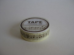 Decotape (ONE by one) Tags: material supplies decotape decotapes