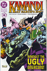 Kamandi Earth's End No 2 (Trevor Durritt) Tags: comic ebay cover kamandi