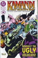 Kamandi Earth's End No 2 (Trevor Durritt) Tags: comic ebay cover kamandi