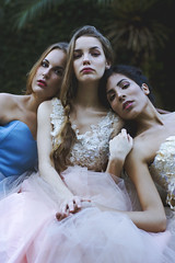 Queens of the afternoon (alessandra celauro) Tags: