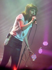 Lauren Mayberry - CHVRCHES (InPursuingDesign) Tags: lauren oakland concert theater tour live fox mayberry chvrches
