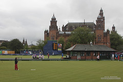 Kelvingrove (DMeadows) Tags: game green sports sport ball scotland glasgow crowd lawn games bowl mat event bowling activity matches sporting bowls spectator viewing commonwealth kelvingrove participant 2014 competitor competitors megaevent sportsperson davidmeadows dmeadows davidameadows