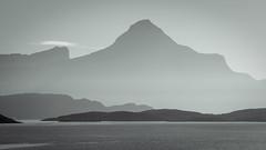 Bord de fjord sous la brume. (MRI2009) Tags: norway fjord norvge hurtiguten