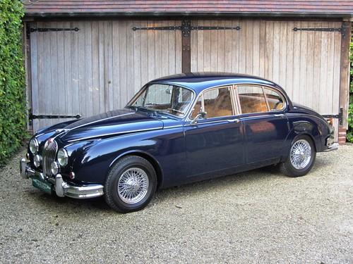 Jaguar Mk2 3,4 Litre MOD (1962)