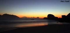 Praia do Perigoso (mariohowat) Tags: praia riodejaneiro sunrise natureza alvorada nascerdosol barradeguaratiba praiadoperigoso pedradatartaruga pedradoarpoador platinumheartaward praiasdoriodejaneiro