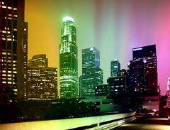 Rainbow L A (scismgenie) Tags: