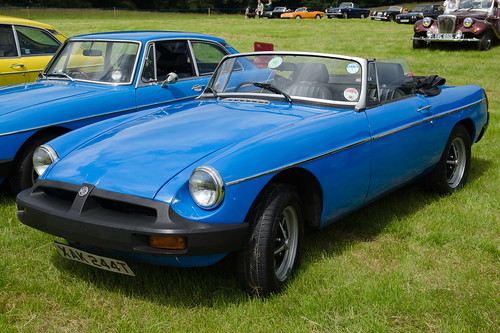 MG B Roadster (1978)