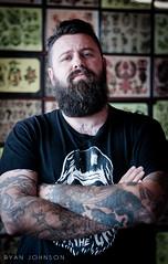 RJP_5280 (RyanJohnson1) Tags: friends art dan portraits canon beard newjersey nikon photos tattoos photograph vinnie rightcoast