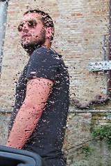 Rain-Men by Gianni Del Bufalo (CC BY-NC-SA) (bygdb - Gianni Del Bufalo (CC BY-NC-SA)) Tags: man rain lluvia chuva pluie uomo mann pioggia homem regen hombre homme      pluies  ren