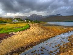 Isle of Skye near Luib. (Dick Shaffer) Tags: skye landscape scotland isleofskye olympus hdr em1 luib wwwdickshaffercom