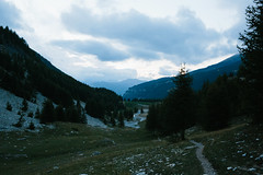 Ravin de Bressange - Alpes de Haute-Provences (haperla) Tags: trip mountain nature night montagne alpes eos d 5 altitude iii nuit mk dsert raphal firon haperla