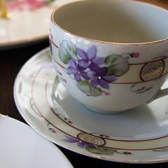 high tea (AS500) Tags: china west flower cup hotel high tea sydney inner balmain rozelle riverview birchgrove