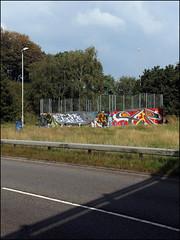 Nerk (Alex Ellison) Tags: uk urban graffiti boobs graff bournemouth poole nerk southwestengland fleetsbridge