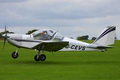 G-CEVS Cosmik EV-97 TeamEurostar UK (carmedic) Tags: gcevs