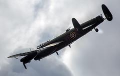 Lancaster Vera (wardyian) Tags: aircraft wwii merlin lancaster vulcan bomber vera iconic thumper avro avrolancaster battleofbritainmemorialflight bbmf