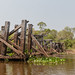 Ponte desativada