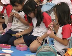 BYO lunch (oyajimbo) Tags: picnic bento kindy byo