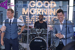 Nick & Knight (ArtistApproach) Tags: new york city nyc newyorkcity ny newyork boys manhattan nick backstreet september jordan nicholas unfinished knight abc backstreetboys gma nkotb bsb nickcarter goodmorningamerica newkidsontheblock 2014 lovesongs jordanknight nickknight onemoretime nowornever thebackstreetboys nickolasgenecarter imtakingoff jordannathanielmarcelknight nickandknight nickcarterandjordanknight jordanknightandnickcarter iheartnickcarter