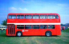Trent BRC837T Showbus 2000 (The original SimonB) Tags: film buses 2000 transport september scanned duxford cambridgeshire iwm showbus