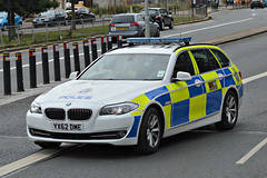 YX62 DME (S11 AUN) Tags: humberside police bmw 530d touring anpr traffic car rpu roads policing unit 999 emergency vehicle yx62dme