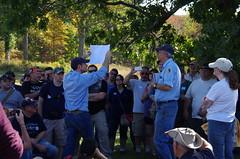 IMGP4220 (geepstir) Tags: history pennsylvania south union north hike line pa gettysburg civilwar defensive fishhook september282014