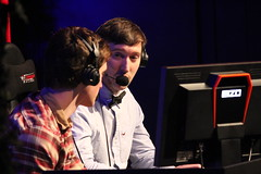 Gfinity EGX 2014 (gfinityuk) Tags: uk game london expo competition games arena gaming tournament event competitive esports eurogamer egx gfinity
