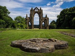 Gisborough Priory (archangel 12) Tags: englishheritage guisboroughpriory olympusm1442mmf3556iir olympusomdem10