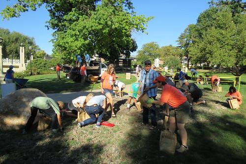 Photo - Daff Happy Volunteers