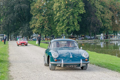 1948-1965 Porsche 356 (el.guy08_11) Tags: france 1948 voiture collection porsche chantilly picardie