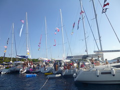 "the yacht week - croatia <a style=""margin-left:10px; font-size:0.8em;"" href=""http://www.flickr.com/photos/104703188@N06/15428315106/"" target=""_blank"">@flickr</a>"