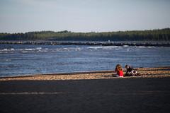 028A3630 (Byskan) Tags: sea summer river coast sweden july baltic resort sverige juli hav sommar kust havsbad byske byskelven bottenhavet byskanse byskan