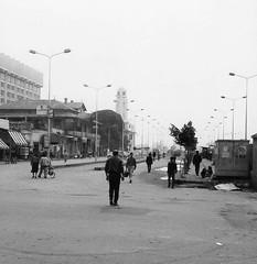 03_Port Said - Street 1984 (usbpanasonic) Tags: street canal redsea egypt portsaid mediterraneansea egypte  suez egyptians ismailia egyptiens