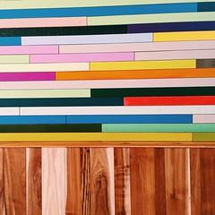 Color on the wall! Colorsplash Color Explosion at Pinhole Coffee (spieri_sf) Tags: colorsplash colorexplosion